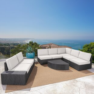 Mountview 8 Piece Sectional Set with Cushions