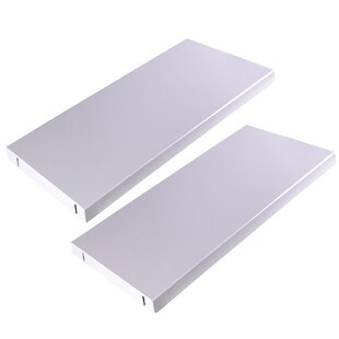 Combest 96.5cm Wide Shelf (Set Of 2) By Ebern Designs