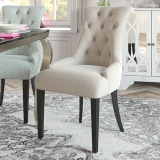 Allensby Upholstered Dining Chair (Set of 2) by Darby Home Co SKU:BD742913 Buy