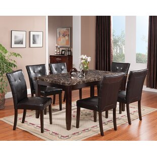 Titsworth 7 Piece Dining Set by Red Barre..