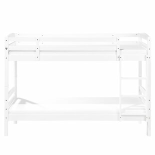Marcia European Single Bunk Bed By Harriet Bee