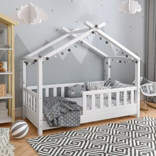 Culver Toddler House Bed By Harriet Bee