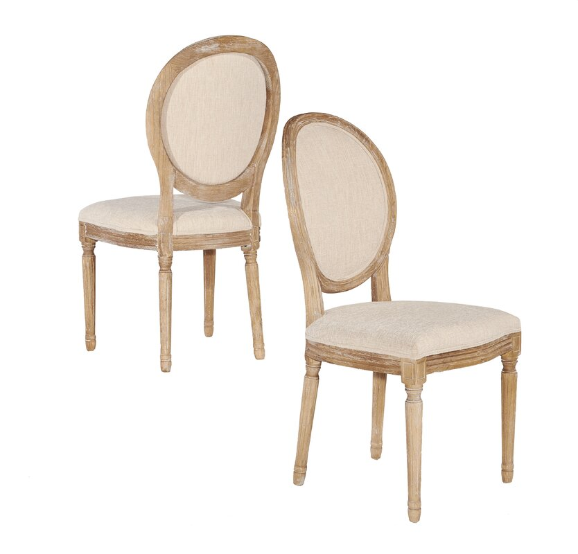 French Country Dining Chairs! Renne Alkasen Side Chair