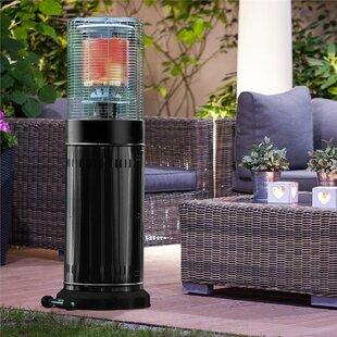 Heatwave Gas Patio Heater By Blumfeldt