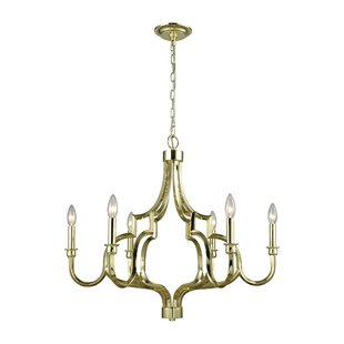 Darby Home Co Harry 6-Light Chandelier