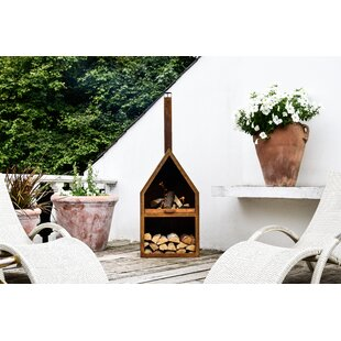 Pearmain Cast Iron Wood Burning Chiminea By Sol 72 Outdoor