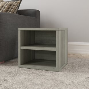 Bolan Unit Storage Shelf Standard Bookcase By Ebern Designs