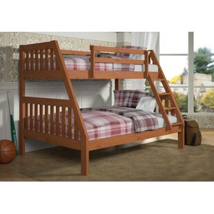 Solar Twin over Full Bunk Bed by Harriet Bee