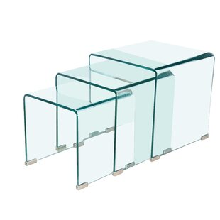 Koenig 3 Piece Nesting Tables