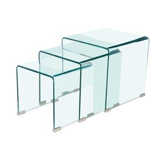 Koenig 3 Piece Nesting Tables