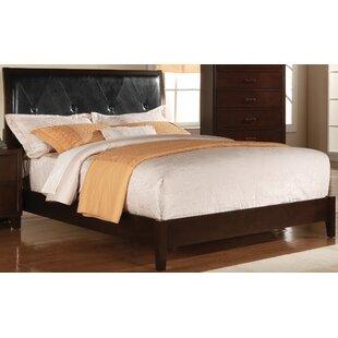 Wrought Studio Jerlene Upholstered Panel Bed