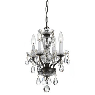 Astoria Grand Weigel 4-Light Candle Style..