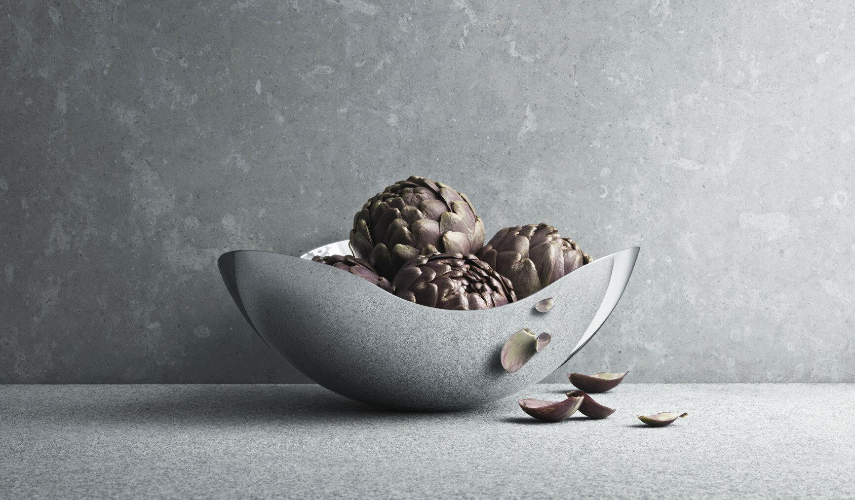 Georg Jensen Bloom Fruit Bowl Perigold