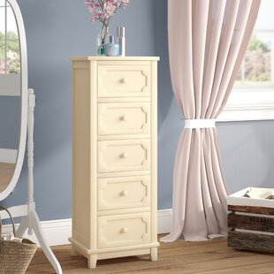 Samos 5 Drawer Lingerie Chest
