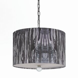 AF Lighting Scenic Trees 3-Light Pendant