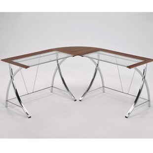 Spacious Office Corner Desk by ORE Furniture