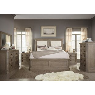 Thaxted Upholstered Panel Configurable Bedroom Set