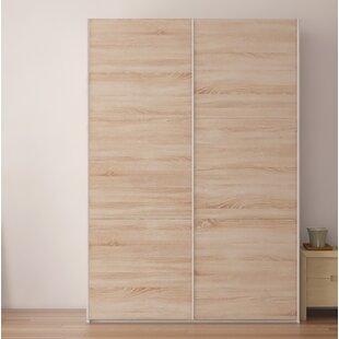 Brayden Studio Zastrow Wardrobe Armoire with Sliding Doors