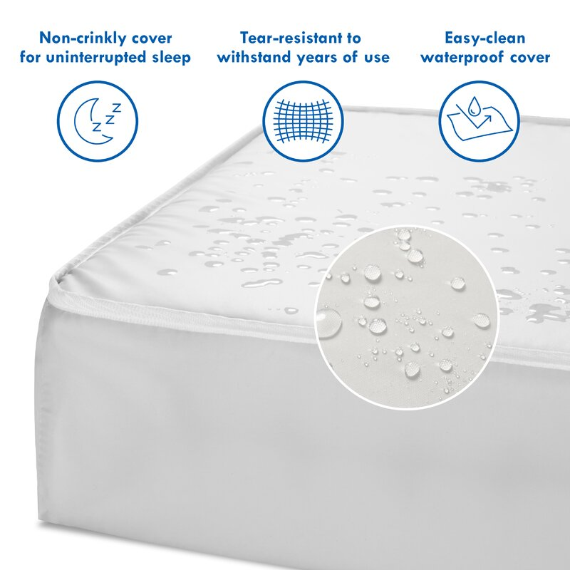 14 x 33 Gift Mark Special Sized Cradle Mattress