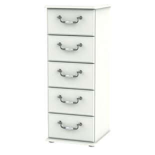 McCaysville 5 Drawer Chest By August Grove
