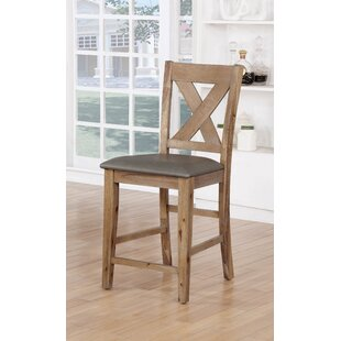 Cliffe Bar Stool (Set of 2) Gracie Oaks