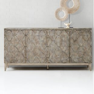 Melange Fairfax Credenza Hooker Furniture