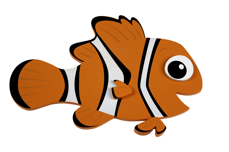 Disney Nemo Shaped Wall Decor Wayfair