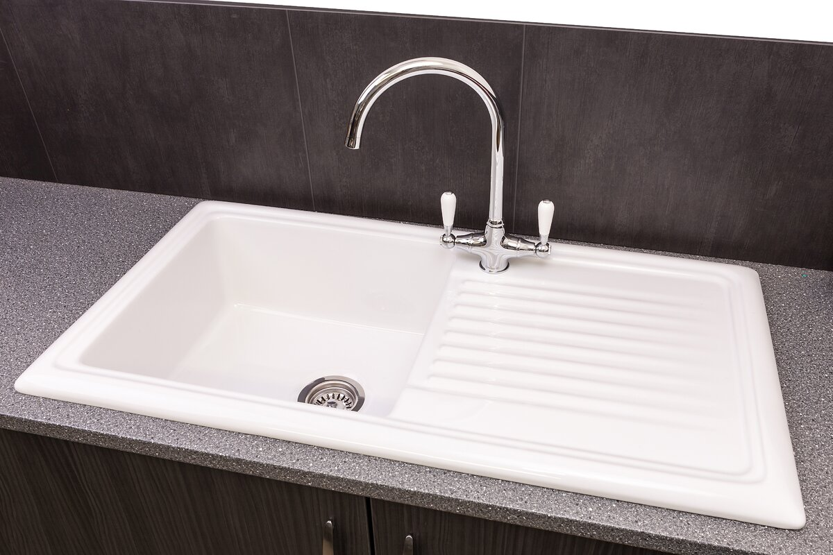 Inset Kitchen Sinks - Kitchen Design Ideas