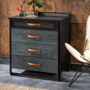 Connell 4 Drawer Chest