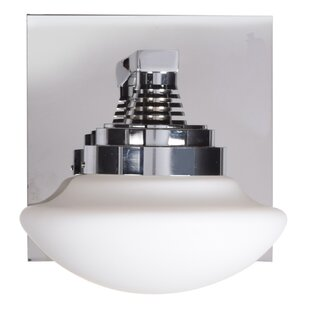 Penrod 1-Light Bath Sconce by Latitude Run