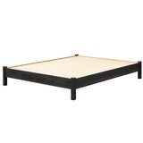 Lensky Queen Platform Bed by South Shore