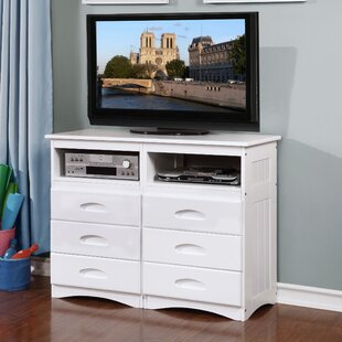 Harrietta Entertainment 6 Drawer Media Chest by Harriet Bee Read Reviews