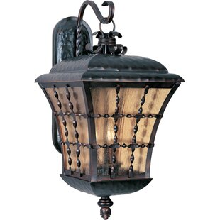 Astoria Grand Oruada 3-Light Outdoor Wall Lantern