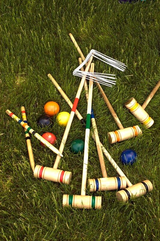 defaultname - Croquet Set
