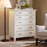 Pierson 5 Drawer Chest by Harbor House