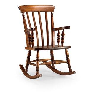 Rudchester Vintage Rocking Chair By Astoria Grand