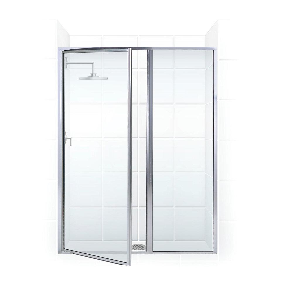 Coastal Industries Legend Series 45 X 69 Hinged Framed Shower Door