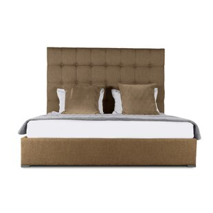 Handley Upholstered Panel Bed