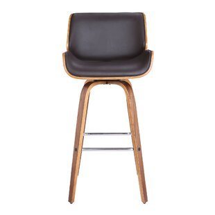 Oakham 76cm Swivel Bar Stool By Langely Street