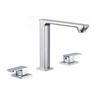 American Imaginations Widespread Bathroom Faucet with Drain Assembly