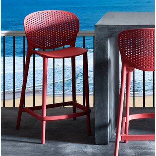 Watertown 29.75 Bar Stool (Set of 4) Brayden Studio