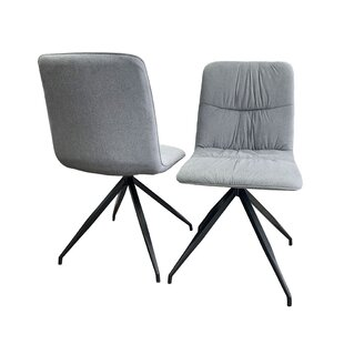 Mallen Upholstered Dining Chair (Set of 2) Orren Ellis