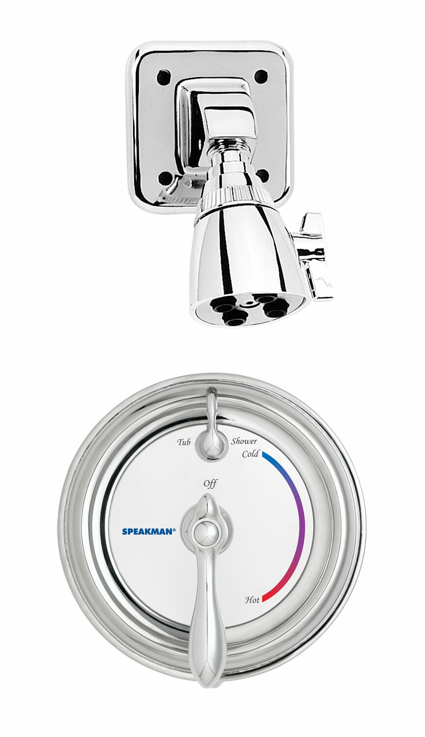 Speakman Sentinel Mark Ii Dual Function Shower Faucet Wayfair