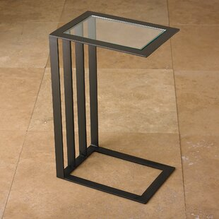 Global Views Canteliever End Table