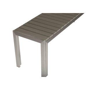 Galento Aluminum Bench by Latitude Run