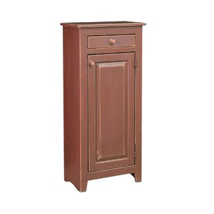 August Grove Ranchester 1 Drawer Accent Cabinet