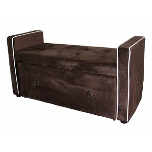 McGregor Upholstered Storage Bench