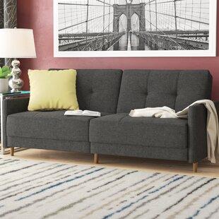 Geraldton Linen Convertible Sofa by Zipco..