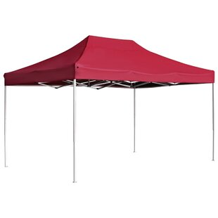 Messmer 4.5m X 3m Aluminium Party Tent By Sol 72 Outdoor