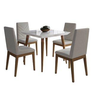Lemington 5 Piece Dining Set